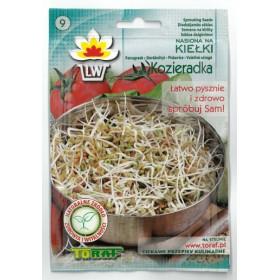 Semena na klíčení - Pískavice - 20g