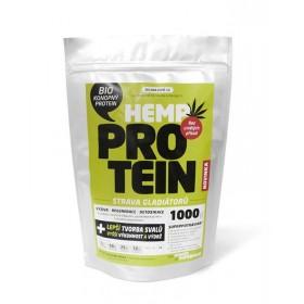 Konopný protein BIO (1kg) - Zelená Země