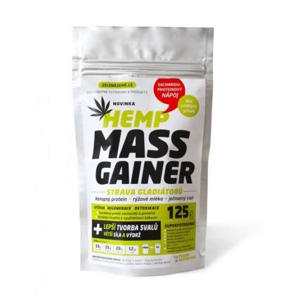 Konopný Mass Gainer (125g) - Zelená Země