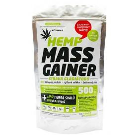 Konopný Mass Gainer (500g) - Zelená Země