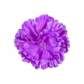 Karafiát KVĚT umělý fialový 9cm
