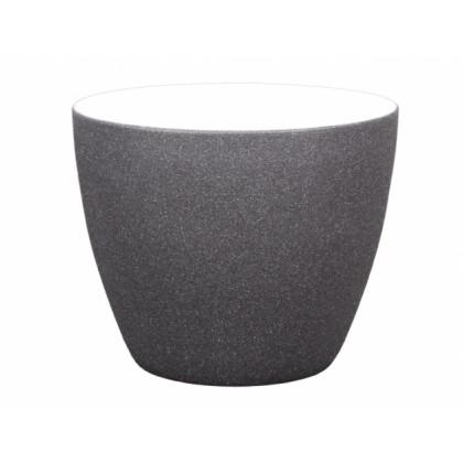 Obal na květník MODERN CLASSIC písek keramický d21cm