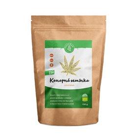 Zelená Země Konopné semínko loupané 150 g