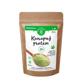 Zelená země BIO Konopný protein 125 g
