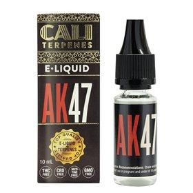 Cali Terpenes E-liquid, 10 ml, AK 47
