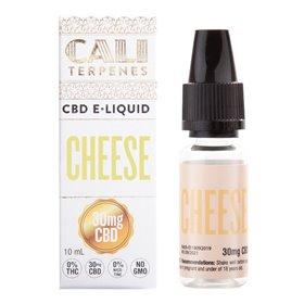 Cali Terpenes CBD E-liquid 30 mg, 10 ml, Cheese