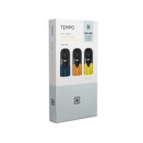 Harmony Tempo Pods 222 mg CBD, Originals