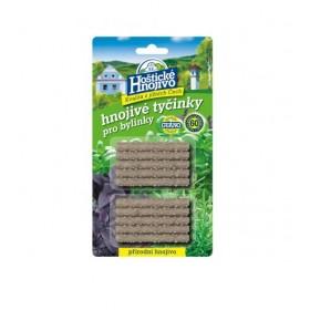 Hnojivo HOŠTICKÉ tyčinkové na bylinky 10ks