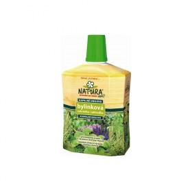Hnojivo NATURA bylinková zahrádka 500ml