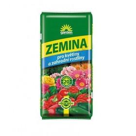 Zemina GARDEN pro květiny a zahradní rostliny 20l