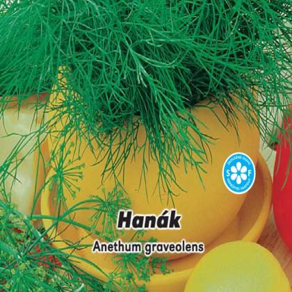 Kopr vonný - Hanák - semena 3 g