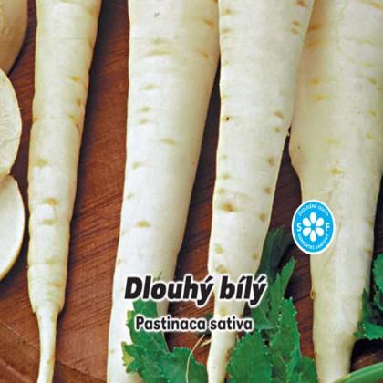 Pastiňák -bílý - semena 3 g