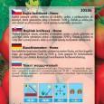 Rajče červené keříčkové - semena 0,2 g