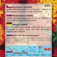 Aksamitník rozkladitý - Fiesta - semena 0,8 g