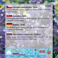 Limonka chobotnatá -Safír - semena 0,2 g