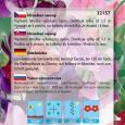 Hrachor vonný - Směs barev - semena 3 g