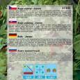 Anýz - Bedrník (Pimpinella annisum) semena 1,5g