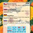 Měsíček lékařský směs Plamen  -  semena 5 g