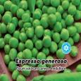 Hrách setý, tyčkový - Espresso generoso 20g