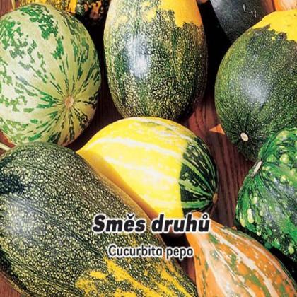 Okrasné tykvičky - semena 3 g