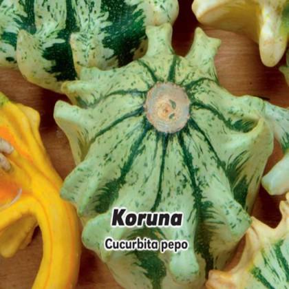 Okrasné Tykvičky - Koruna směs - semena 3 g