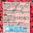 Tařička Zahradní - Červená - semena 0,1 g
