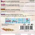 Ostálka lepá jiřinkokvětá - semena 1 g