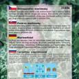 Ostropestřec mariánský - semena 4 g