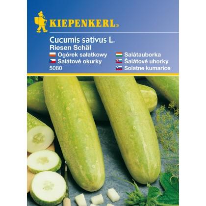 Obrovská loupaná okurka – semena okurky