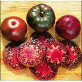 Rajče Black from Tula - černé (Solanum lycopersicum) cca 15 semen