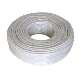 Kabel 3*2,5mm,bílý,klubko 100m