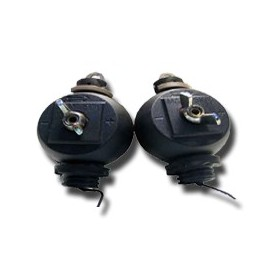 Easyroller(1 pár)-pro zavěšení lampy,nosnost 9kg