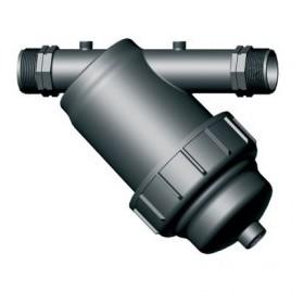 Inline vodní filtr Irritec,Ø20mm-16atm.